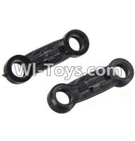 Wltoys K979 Parts-Rear Ball-shape trolley(2PCS) For WLtoys K979 1:28 RC Drift Car Parts desert Off Road Buggy parts
