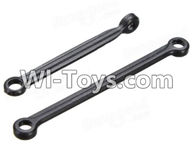 Wltoys K979 Parts-Steering,Servo Linkage Joint Lever For WLtoys K979 1:28 RC Drift Car Parts desert Off Road Buggy parts