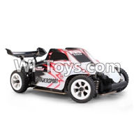 Wltoys K979 Parts-BNF(The whole Car,Include the Battery,No transmitter,No Charger) For WLtoys K979 1:28 RC Drift Car Parts desert Off Road Buggy parts