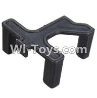 Wltoys K989 Parts-Servo Holder For WLtoys K989 1:28 rc Drift Car Parts desert Off Road Buggy parts