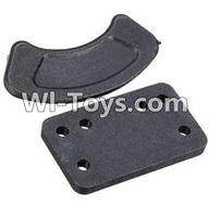 Wltoys K989 Parts-Anti-Collision Foam Frame For WLtoys K989 1:28 rc Drift Car Parts desert Off Road Buggy parts