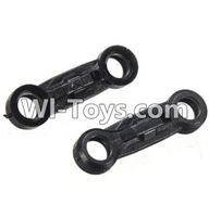 Wltoys K989 Parts-Rear Ball-shape trolley(2PCS) For WLtoys K989 1:28 rc Drift Car Parts desert Off Road Buggy parts