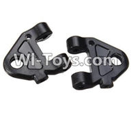 Wltoys K989 Parts-Upper and Lower swing arm For WLtoys K989 1:28 rc Drift Car Parts desert Off Road Buggy parts