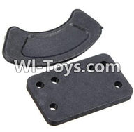 Wltoys K999 Parts-Anti-Collision Foam Frame For WLtoys K999 1:28 rc Drift Car Parts desert Off Road Buggy parts
