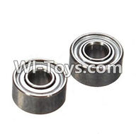 Wltoys K999 Parts-Bearing(2X5X2.5mm)-2pcs For WLtoys K999 1:28 rc Drift Car Parts desert Off Road Buggy parts