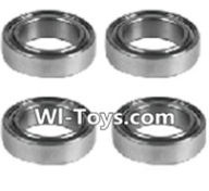Wltoys L303 Parts-K949-82 Ball bearing(4pcs)-5X10X4mm,Wltoys L303 RC Car Spare Parts Replacement Accessories,1:10 Scale 4wd,2.4G L303 rc racing car Parts,On Road Drift Racing Truck Car Parts
