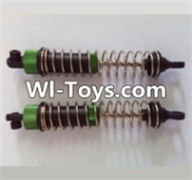 Wltoys L313 Parts-Rear Shock Absorber(2pcs),Wltoys L313 RC Car Spare Parts Replacement Accessories,1:10 Scale 4wd,2.4G L313 rc racing car Parts,On Road Drift Racing Truck Car Parts