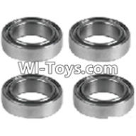 Wltoys L313 Parts-K939-52 Roller bearings(4pcs)-10X15X4mm,Wltoys L313 RC Car Spare Parts Replacement Accessories,1:10 Scale 4wd,2.4G L313 rc racing car Parts,On Road Drift Racing Truck Car Parts