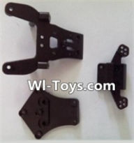 Wltoys L323 Front connecting seat,Wltoys L323 RC Car Spare Parts Replacement Accessories,Wltoys 1/10 Parts