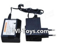 Wltoys L323 L959-39 Charger and Balance charger,Wltoys L323 RC Car Spare Parts Replacement Accessories,Wltoys 1/10 Parts