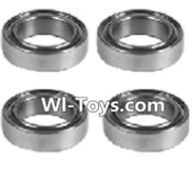 Wltoys L323 K949-82 Ball bearing(4pcs)-5X10X4mm,Wltoys L323 RC Car Spare Parts Replacement Accessories,Wltoys 1/10 Parts