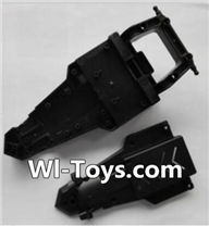 Wltoys L353 Parts-Car body frame,Wltoys L353 1/24 Rc Car Spare Parts Replacement Accessories
