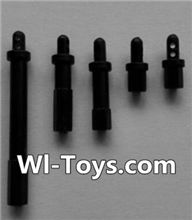 Wltoys L353 Parts-Car Shell Pillar,Wltoys L353 1/24 Rc Car Spare Parts Replacement Accessories