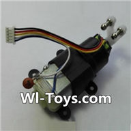Wltoys L353 Parts-Servo unit,Wltoys L353 1/24 Rc Car Spare Parts Replacement Accessories