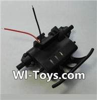 Wltoys L353 Parts-Rear gear box unit,Wltoys L353 1/24 Rc Car Spare Parts Replacement Accessories