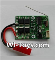 Wltoys L353 Parts-Receiver board,Circuit board,Wltoys L353 1/24 Rc Car Spare Parts Replacement Accessories