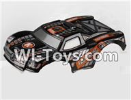 Wltoys L939 Parts-Body Shell Cover,Wltoys Car canopy,Car shell cover,Wltoys L939 Mini rc car Parts,1/24 rc car and rc racing car Parts
