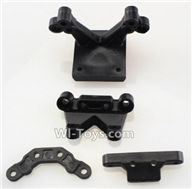 Wltoys L979 L222 parts-Front Shock Absorption Bracket Seat,WLtoys L979 1:18 rc Drift Car Spare Parts desert Off Road Buggy parts