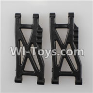Wltoys L979 L222 parts-Rear Lower Suspension Arm(2pcs),WLtoys L979 1:18 rc Drift Car Spare Parts desert Off Road Buggy parts