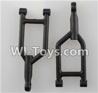 Wltoys L979 L222 parts-Front Upper Suspension Arm(2pcs),WLtoys L979 1:18 rc Drift Car Spare Parts desert Off Road Buggy parts