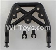 Wltoys L979 L222 parts-Front Baseplate Fixure Seat,WLtoys L979 1:18 rc Drift Car Spare Parts desert Off Road Buggy parts