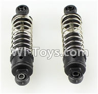Wltoys L979 L222 parts-Rear Shock Absorber(2pcs),WLtoys L979 1:18 rc Drift Car Spare Parts desert Off Road Buggy parts