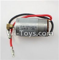 Wltoys L979 L222 parts-Brush Main motor,WLtoys L979 1:18 rc Drift Car Spare Parts desert Off Road Buggy parts