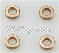 Wltoys L979 L222 parts-Oil Bath Bearings (5X9X3mm)-4pcs,WLtoys L979 1:18 rc Drift Car Spare Parts desert Off Road Buggy parts