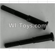 Wltoys P949 Parts-31 P949-31 Front Wheel shaft(2pcs),Wltoys P949 RC Tractor Car Spare Parts Replacement Accessories,1:10 Scale 4wd P949 RC Tractor Truck parts,RC Tractor Racing car Parts