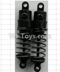Wltoys P959 Parts-P949-08 Rear Shock Absorber(2pcs),Wltoys P959 RC Truck Car Spare Parts Replacement Accessories,1:10 Scale 4wd P959 RC Truck parts,RC Tractor Racing car Parts