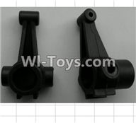 Wltoys P959 Parts-P949-10 Steering Seat(2pcs),Wltoys P959 RC Truck Car Spare Parts Replacement Accessories,1:10 Scale 4wd P959 RC Truck parts,RC Tractor Racing car Parts
