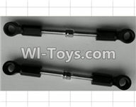 Wltoys P959 Parts-P949-18 Steering Rod(2pcs),Wltoys P959 RC Truck Car Spare Parts Replacement Accessories,1:10 Scale 4wd P959 RC Truck parts,RC Tractor Racing car Parts