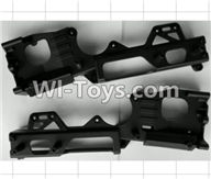 Wltoys P959 Parts-P949-19 Baseboard,Bottom car frame,Wltoys P959 RC Truck Car Spare Parts Replacement Accessories,1:10 Scale 4wd P959 RC Truck parts,RC Tractor Racing car Parts
