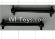 Wltoys P959 Parts-P949-34 Dog Bone,Transmission Shaft,Drive Shaft(2pcs)-φ5.8x39mm,Wltoys P959 RC Truck Car Spare Parts Replacement Accessories,1:10 Scale 4wd P959 RC Truck parts,RC Tractor Racing car Parts