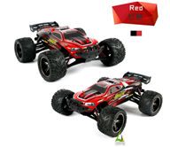 XinLeHong toys 9116 RC Car,RC monster Truck,High speed 1/12 1:12 Full-scale rc racing car,Shockproof-Red color-XinLeHong-Toys-Car-All
