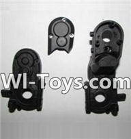 XinleHong Toys 9116 Parts-The Rear gear box Cover Parts-SJ15,XinleHong Toys 9116 RC Monster Truck Spare parts