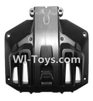 XinleHong Toys 9116 Parts-The Rear Upper Cover Parts-SJ18,XinleHong Toys 9116 RC Monster Truck Spare parts