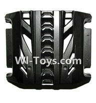 XinleHong Toys 9116 Parts-Battery Cover Parts-SJ19,XinleHong Toys 9116 RC Monster Truck Spare parts