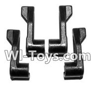 XinleHong Toys 9116 Parts-Battery cover lock(4pcs) Parts-SJ20,XinleHong Toys 9116 RC Monster Truck Spare parts