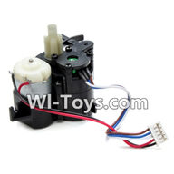 XinleHong Toys 9116 Parts-The Front Steering Servo Parts-ZJ04,XinleHong Toys 9116 RC Monster Truck Spare parts