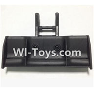 XinleHong Toys 9116 Parts-Tail Wing,Tail wing parts for the Xinle Hong Toys 9116 rc truck