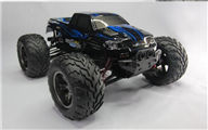 XinleHong Toys 9115 RC Car,RC monster Truck,High speed 1/12 1:12 Full-scale rc racing car,Shockproof-Blue color XinLeHong-Toys-Car-All