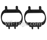 Foxx S911 Parts-anti-Collision connection ring(2pcs) Parts-SJ06,Foxx S911 RC Car Parts,S911 foxx v2 1/12 Parts