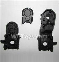 XinleHong Toys 9112 RC Car Parts-SJ15 The Rear gear box Cover,JYRC XinleHong Toys 9112 RC Monster Truck Spare parts Accessories,1:12 4WD Brush High Speed Buggy Parts