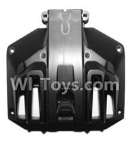 XinleHong Toys 9115 Parts-The Rear Upper Cover Parts-SJ18,XinleHong 9115 RC Truck Buggy Parts