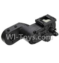 XinleHong Toys 9115 Parts-The Rear Gear box with gear Parts-ZJ05,XinleHong 9115 RC Truck Buggy Parts