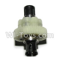 XinleHong Toys 9115 Parts-Differentials Parts-ZJ06,XinleHong 9115 RC Truck Buggy Parts