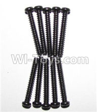 XinleHong Toys 9115 Parts-Screws-Round head screws(M2.6x20)-10PCS Parts-LS12,XinleHong 9115 RC Truck Buggy Parts