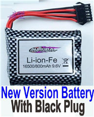 XinleHong Toys 9115 Parts-Battery akku-New version 9.6V 800MAH Battery Parts,XinleHong 9115 RC Truck Buggy Parts