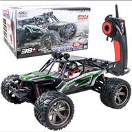 XinleHong Toys 9123 RC Car,RC monster Truck,High speed 1/12 1:12 Full-scale rc racing car,Shockproof-Green XinLeHong-Toys-Car-All